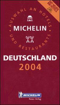 Deutschland 2004. La guida rossa