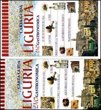 Carta-guida enogastronomica: Liguria