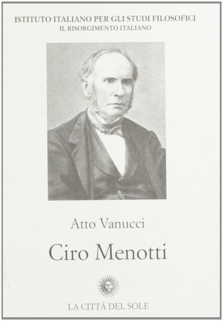 Ciro Menotti.