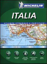 Italia. Atlante stradale e turistico