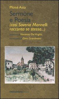 Sermòne e poesia (così Sovera Mannelli racconta se stessa...).