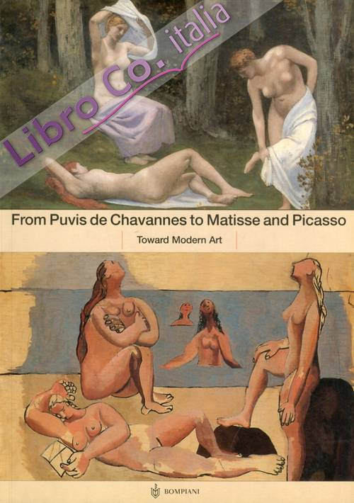 From Puvis de Chavannes to Matisse and Picasso. Toward Modern Art