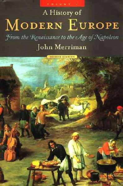 History of Modern Europe: v. 1