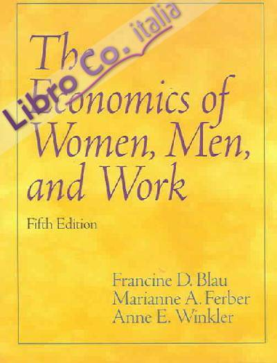 Economics of Women, Men, and Work