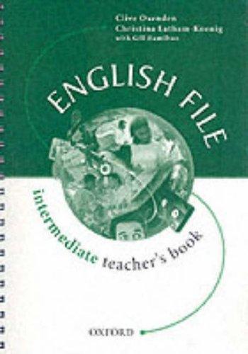English File: Intermediate level