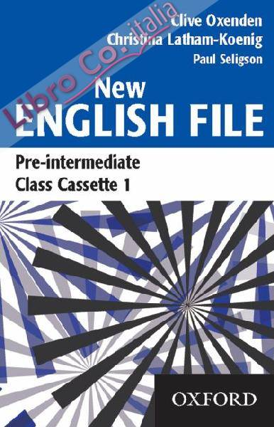 New English File: Pre-intermediate lev