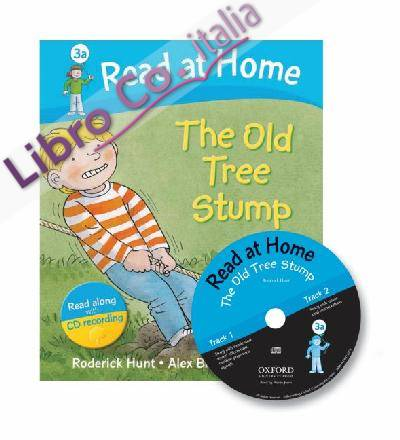 Read at Home: 3a: The Old Tree Stump Book + CD