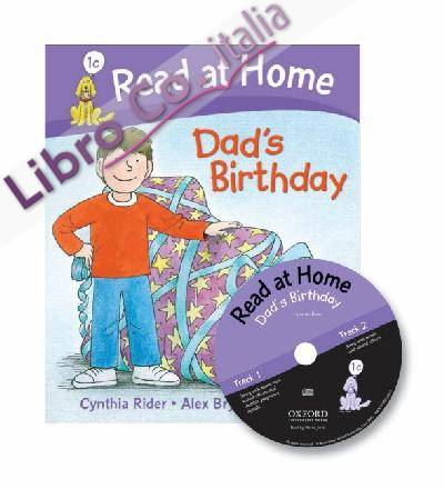 Read at Home: 1c: Dad's Birthday Book + CD