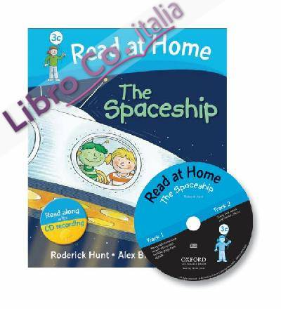 Read at Home: 3c: The Spaceship Book + CD