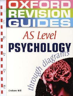 AS Level Psychology Through Diagrams