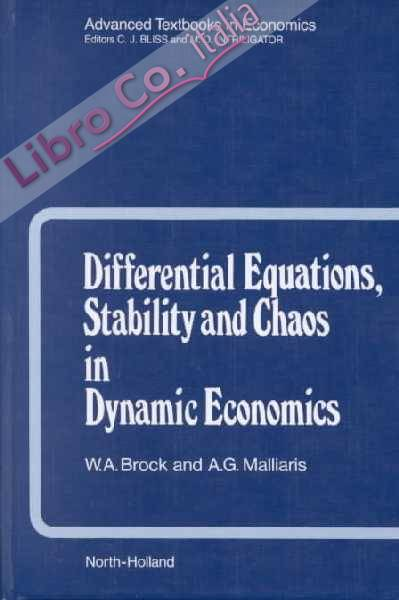 Differential Equations, Stability and Chaos in Dynamic....