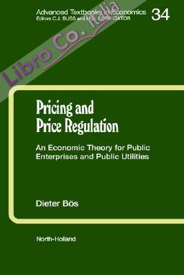 Pricing and Price Regulation
