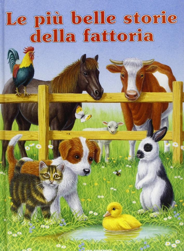 Le più belle storie della fattoria