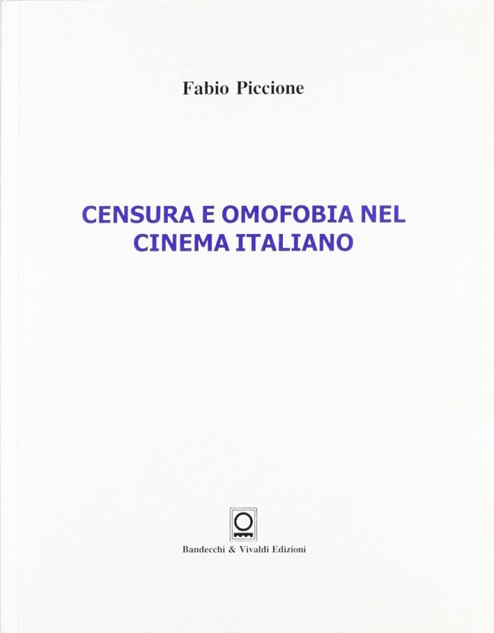 Censura e omofobia nel cinema italiano
