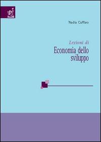 Lezioni di economia dello sviluppo
