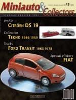 Miniauto & collectors. Ediz. italiana e inglese. Vol. 13