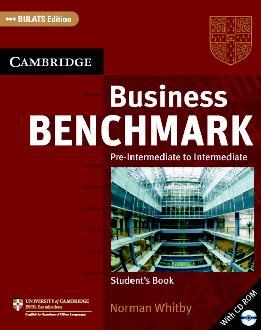 Business Benchmark Pre-Intermediate to Intermediate....