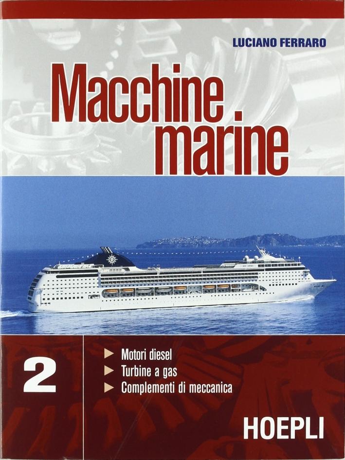 Macchine marine. Vol. 2