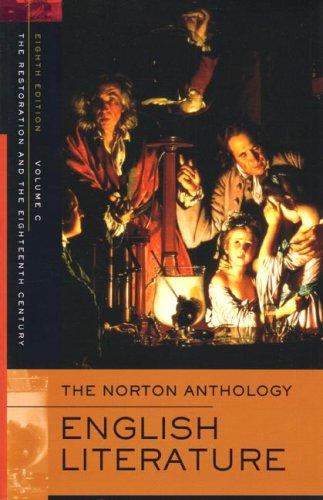 Norton Anthology of English Literature: v. C.