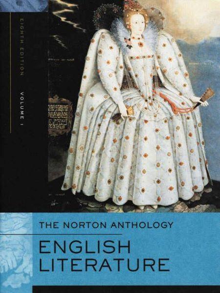 Norton Anthology of English Literature: v. 1