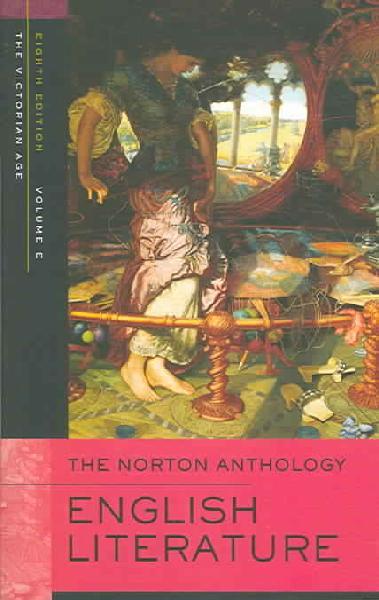 Norton Anthology of English Literature: v. E.