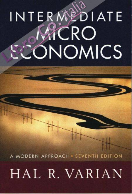 Intermediate Microeconomics.