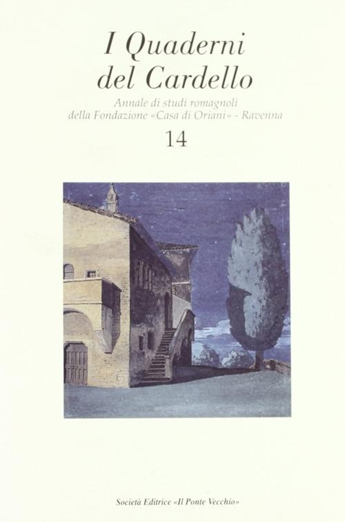 I quaderni del Cardello. Vol. 14.