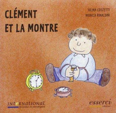 Clément et la montre