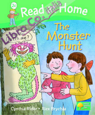 Read at Home: More Level 2B: Monster Hunt