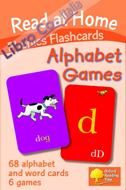 Read at Home: Phonic Flashcards - Alphabet Games