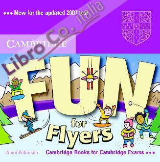Fun for Flyers Audio CDs