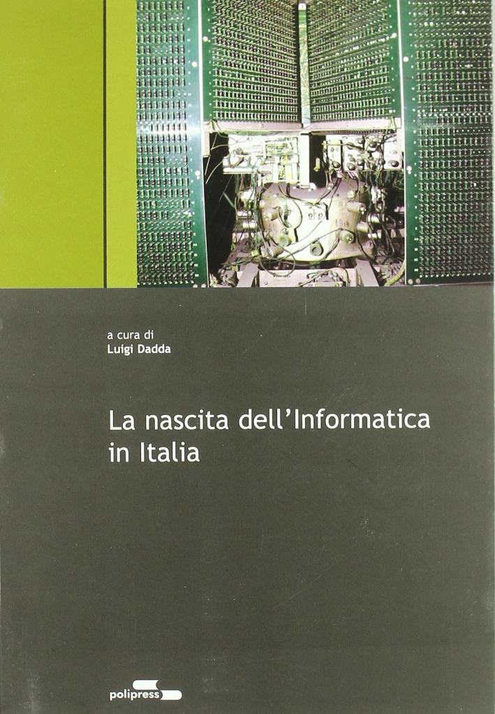 La nascita dell'informatica in Italia