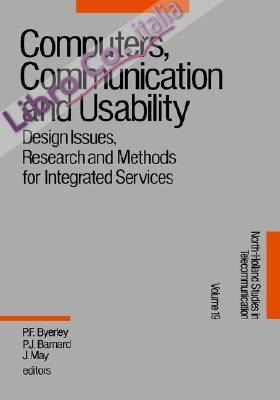 Computers, Communication and Usability