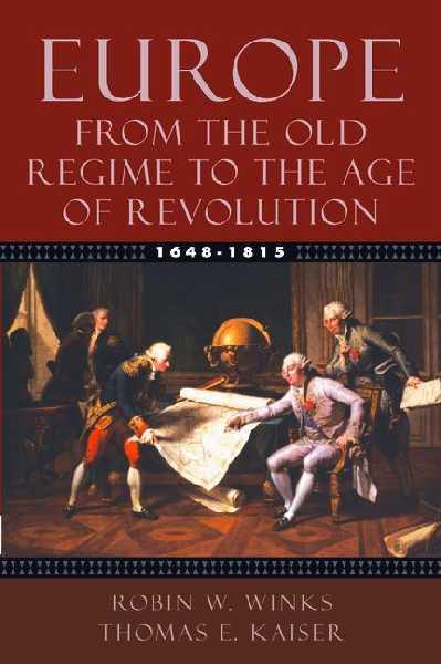 Europe, 1648-1815
