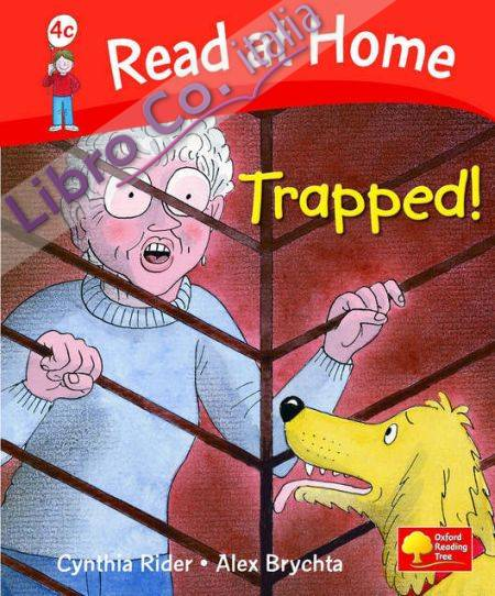 Read at Home: More Level 4c: Trapped!