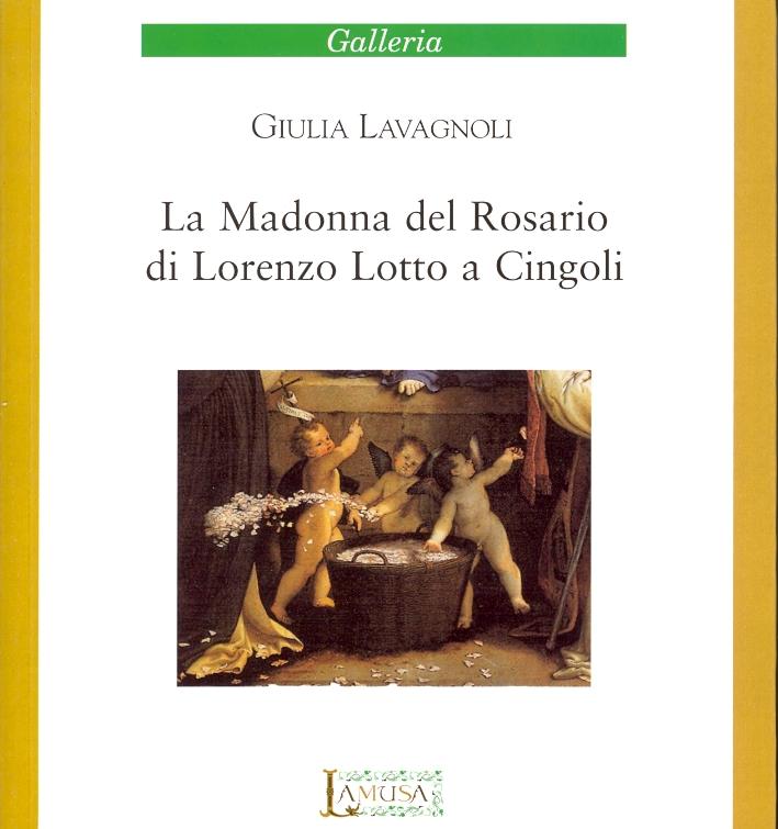 La Madonna del Rosario di Lorenzo Lotto a Cingoli.