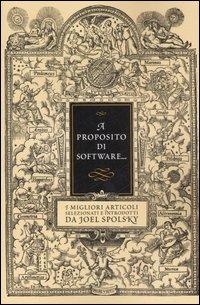A Proposito di Software....