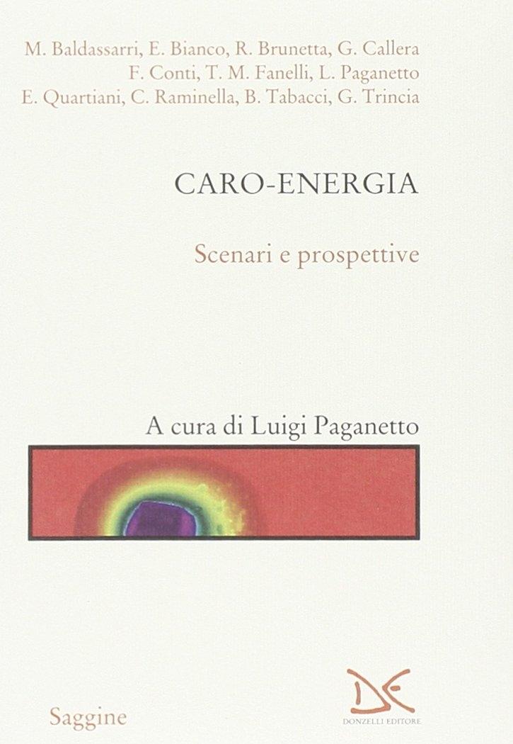 Caro-energia. Scenari e prospettive