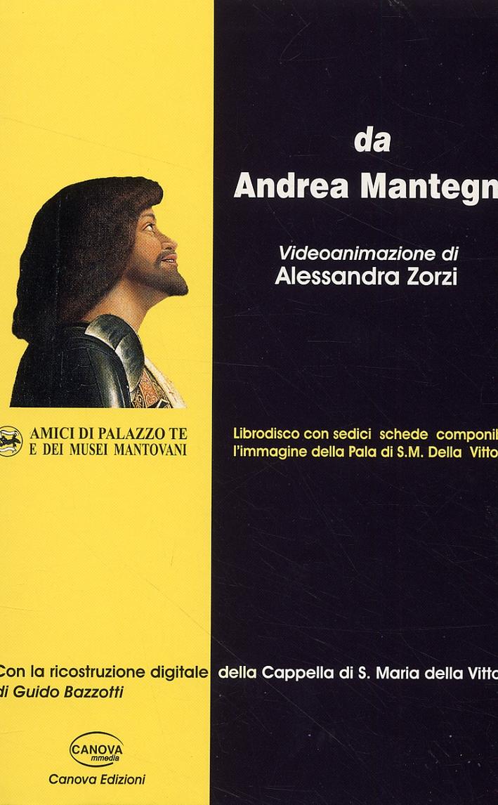 Da Andrea Mantegna. Con DVD