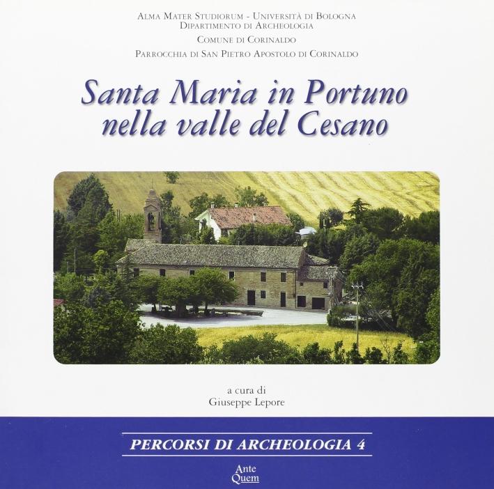 Santa Maria in Portuano nella valle del Cesano