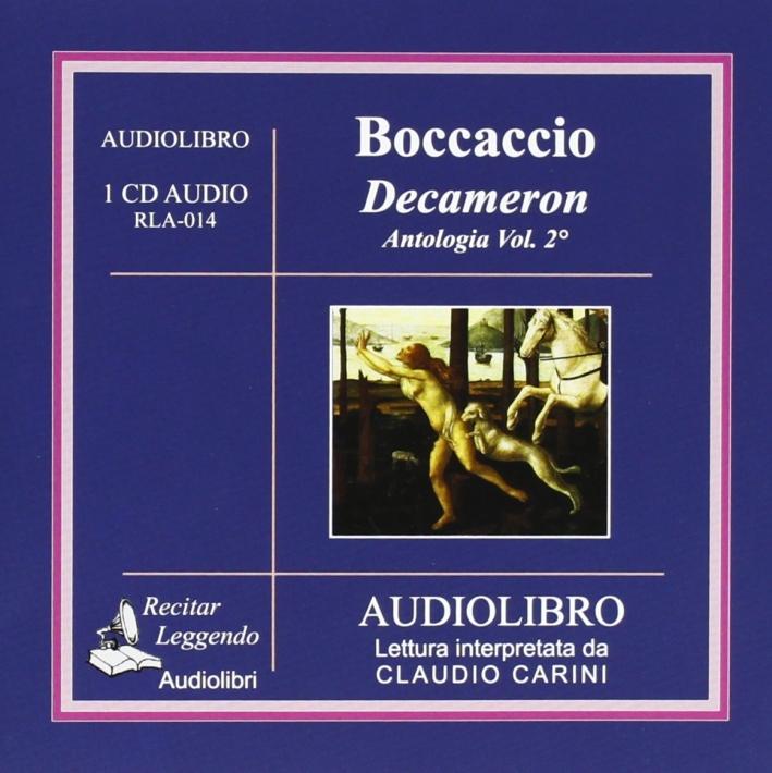 Boccaccio. Decameron. [CD-ROM]
