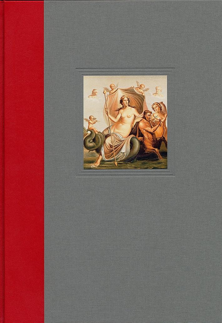Le case ed i monumenti di Pompei. Disegnati e descritti. [Terzo Volume]