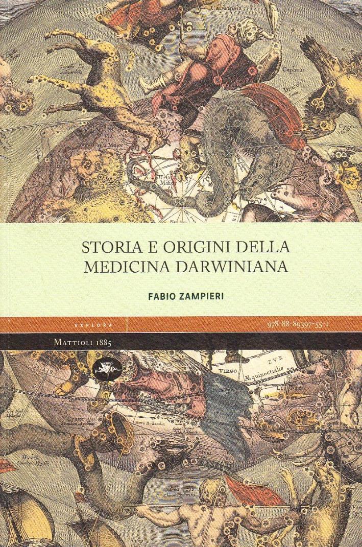Storia e orgini della medicina darwiniana