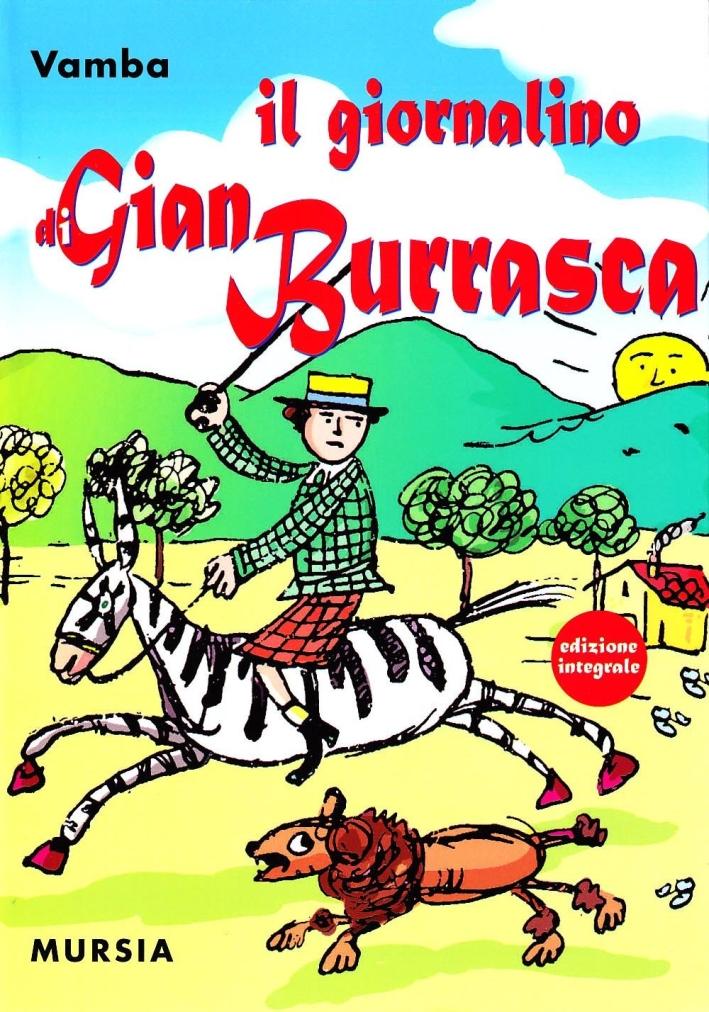 Il giornalino di Gian Burrasca.