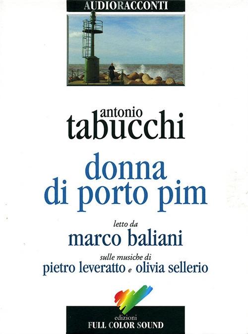 Donna di Porto Pim. Audiolibro. CD Audio