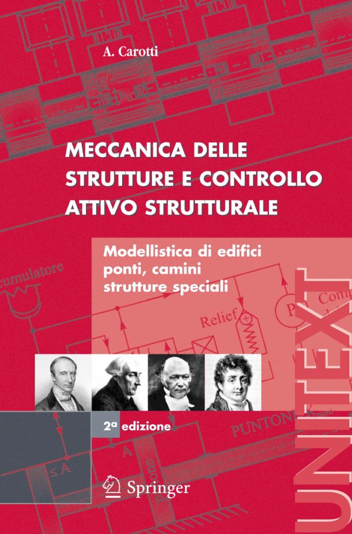 Meccanica delle strutture e controllo attivo strutturale