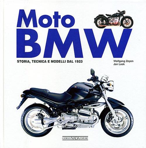 Moto BMW. Ediz. illustrata