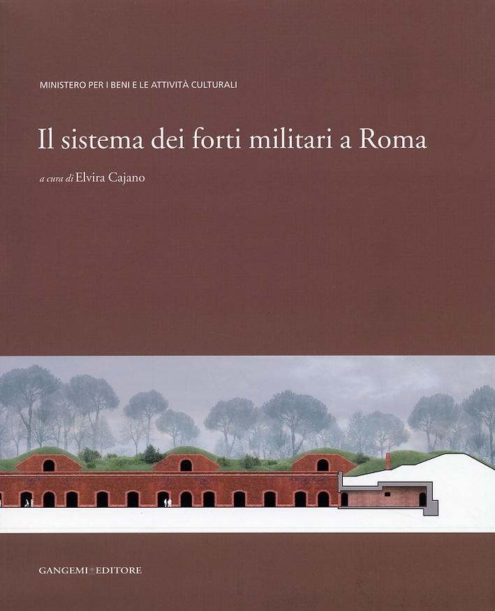 Il sistema dei forti militari a Roma.