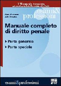 Manuale completo di diritto penale