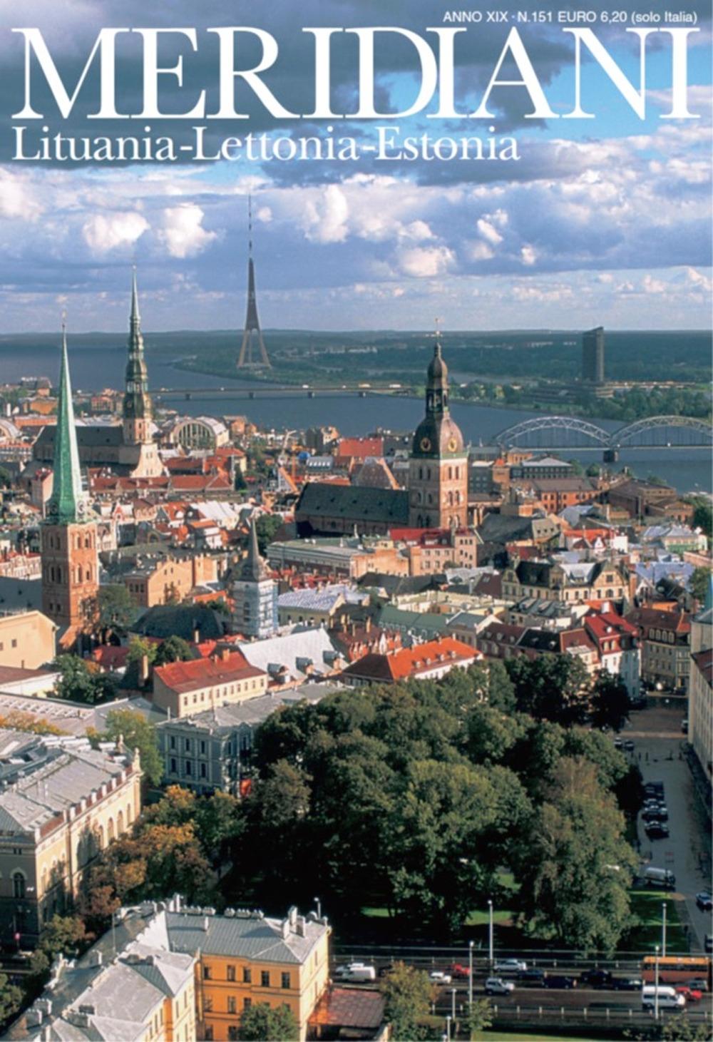 Lettonia, Lituania, Estonia